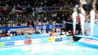 Srbija - Crna Gora : 9-8 Ajndhoven
