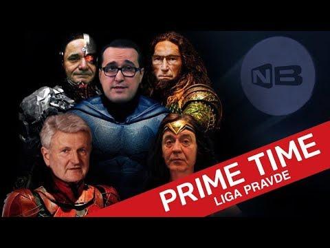 Liga Pravde #73|Prime Time|© News Bar
