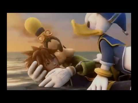 Kingdom Hearts 2 Ending