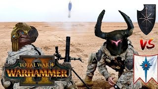 Chaos vs High Elves | THE SOUL OF DAMNATION - Total War Warhammer 2