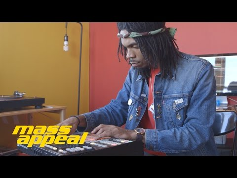 Rhythm Roulette: Erick The Architect | Mass Appeal