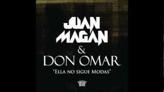 Ella No Sigue Modas - Don Omar ft Juan Magan Instrumental Original