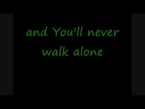 John Farnham - You'll never walk alone (Lyrics)