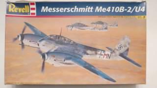 revell 1 48 messerschmitt me 410b 2 u4 build update 1 4 4 17