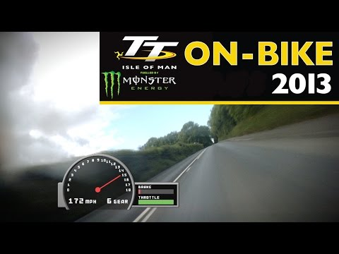 AMAZING Isle of Man TT races | On-Bike RACE Lap! Cameron Donald
