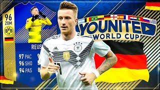FIFA 18: YOUnited WORLD CUP TOTS REUS #04 - ES ist RAGE im Haus!