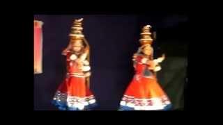 Rajasthani folk Dance - Chirmi