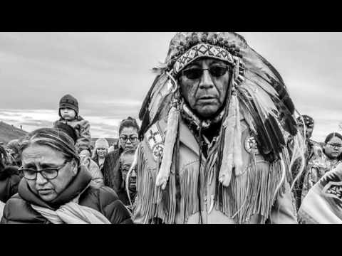 Standing Rock Sioux, North Dakota Access Pipeline Protests