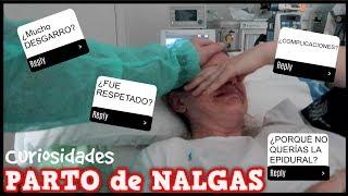 TAG PARTO de NALGAS + CLAVE para DILATAR   Familia Tutti Vlog