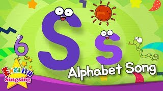 Alphabet Song - Alphabet 'S' Song - English song for Kids