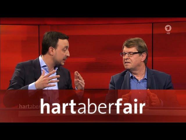 hart aber fair vom 29.10.2018: Merkels Teilrückzug - Was gerät jetzt noch ins Rutschen?