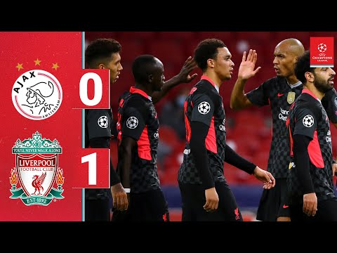 Highlights: Ajax 0-1 Liverpool | Champions League campaign starts with a win