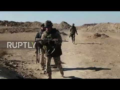 Syria: SAA repels IS assault in Deir ez-Zor