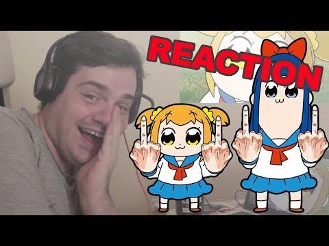 Pop Team Epic | Episode One Full Reaction