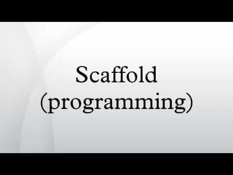 Scaffold (programming)