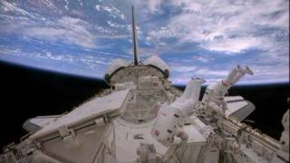 NASA Dream is Alive EVA (Video is a clip from HD DVD)
