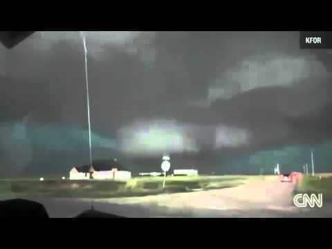 Tornado Emergency in Oklahoma City - tornado hunters 05/31/2013
