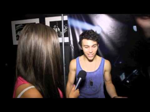 Max Schneider Interview!!!
