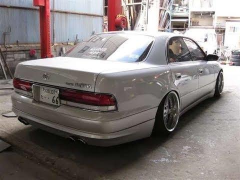 Тест драйв Toyota Crown Majesta 141. Luxury авто, менее чем за 200 тысяч рублей.