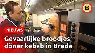 'Kwaliteit Bredase broodje döner kebab niet overal even goed'