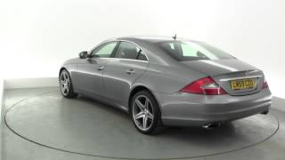 2009 Mercedes Benz CLS Grand Edition Videos