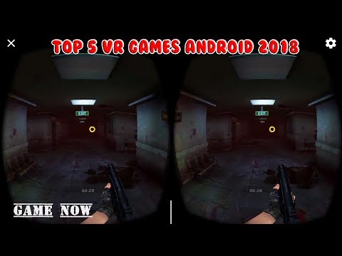 Best VR Games Android 2018
