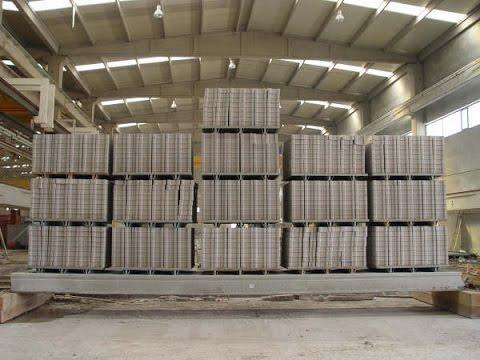1st Uzbekistan Precast Concrete Slabs Плиты Завод Пустотные Узбекистан Hollowcore Weiler пустотка