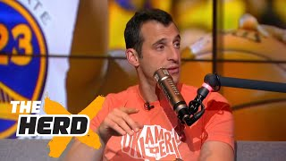 Doug Gottlieb on Westbrook's triple-doubles, Warriors, John Wall and more  | THE HERD