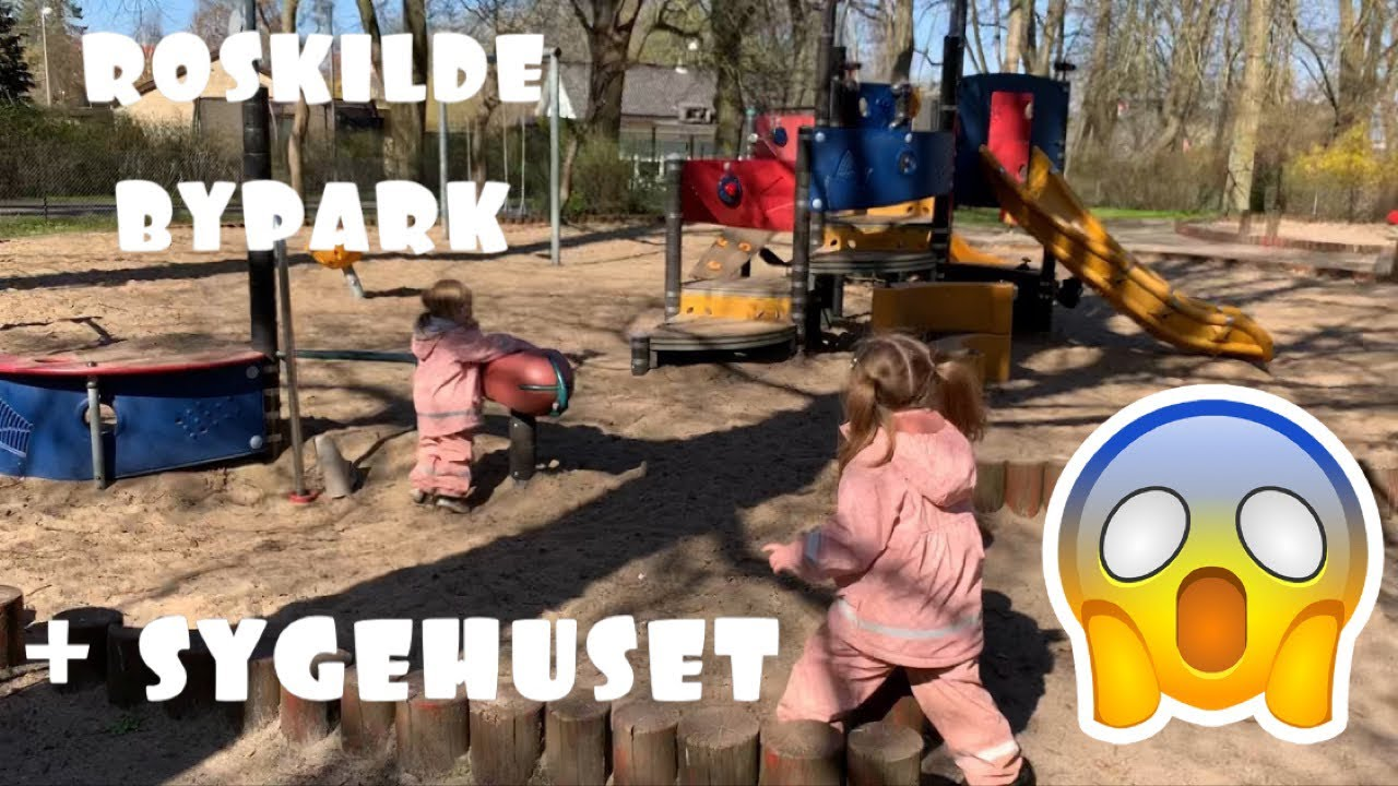 Legepladsen I Roskilde Bypark Sygehuset Youtube
