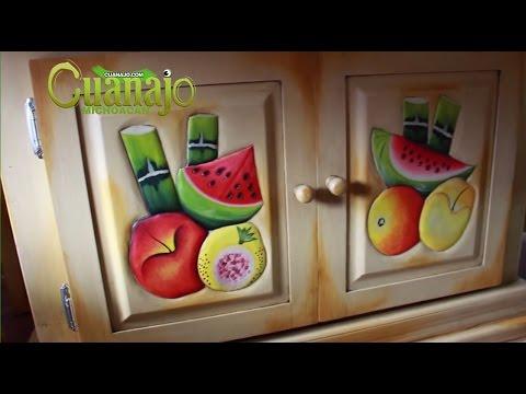 Muebles artesanales de Cuanajo. - YouTube