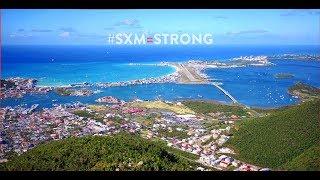 ST MAARTEN / ST MARTIN BEACHES - AFTER IRMA DRONE FOOTAGE -