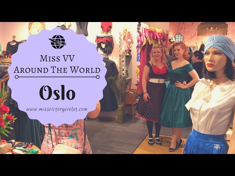 Oslo | Feb 17' | Miss VV Around The World
