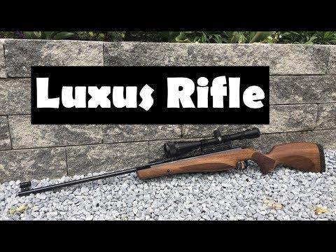 Diana 340 N-TEC Luxus Luftgewehr Review und Schusstest