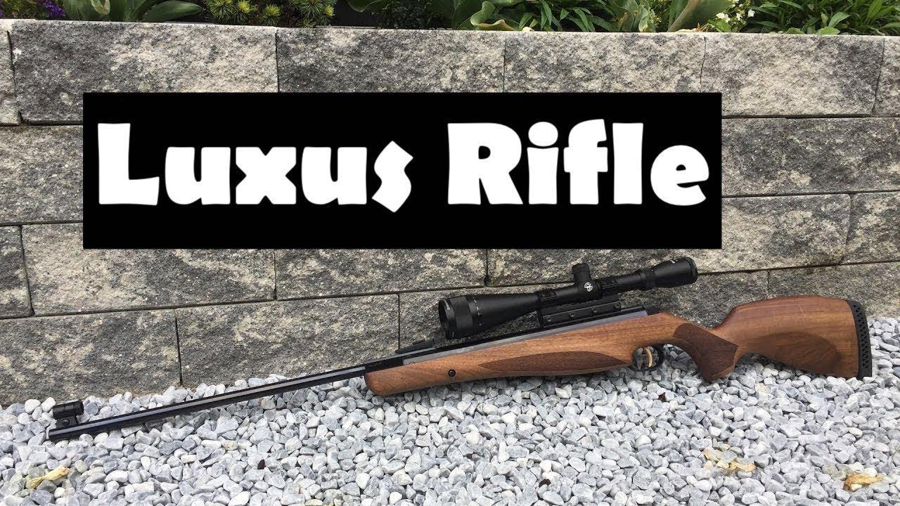 Diana model 52 vs diana airking review airguns reviews gunmart - Diana 340 N Tec Luxus Review And Shooting Test