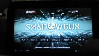 Best Android games for N12 Tablet 4.0.3