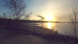 Autumn flight - Oulu Nallikari