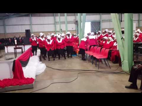 Vukani Maxilongo - MCSA Circuit 313 Hymn 115