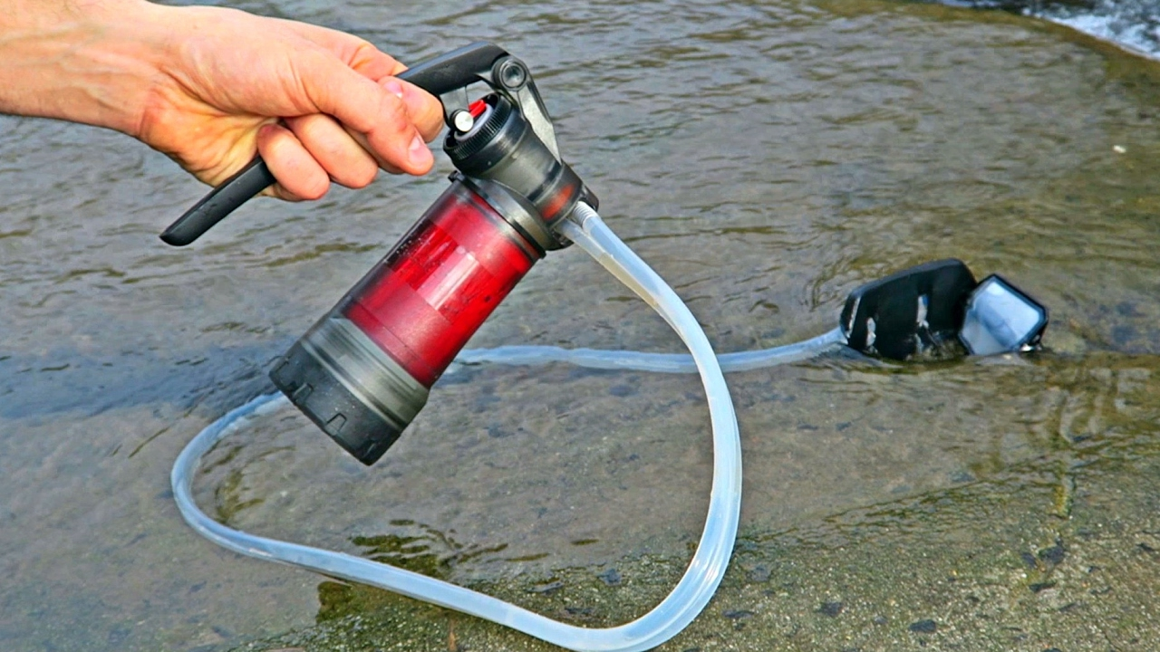 portable water purifier. Perfect Water Most Advanced Portable Water Purifier On