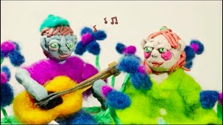 Hailey Knox - a boy named pluto (Claymation Video)