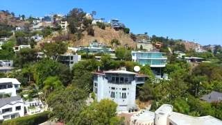 HOLLYWOOD HILLS LUXURY REAL ESTATE -8406 Hollywood Blvd