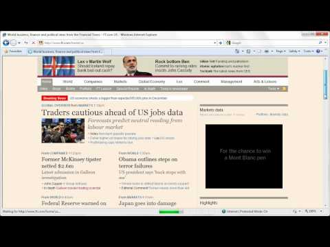Get Free Access to Online Newspaper Articles with Google Hack