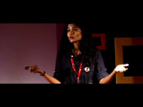 Changing career paths | Mehak Sagar | TEDxGLIMChennai