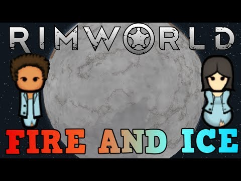 [1] Super Extreme Ice Sheet | Rimworld A17 Fire & Ice