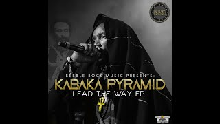 Kabaka Pyramid - Lead The Way [Rub A Dub Market Riddim] Irievibrations Records Nov 2012
