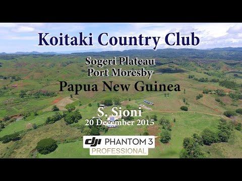Koitaki Country Club, Sogeri and Surrounds, Papua New Guinea