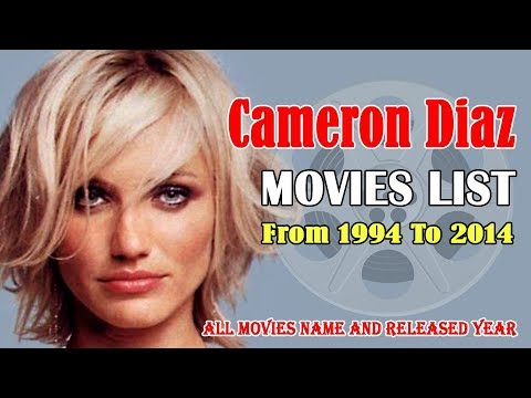 Cameron Diaz Movies List 1994-2014 ( Global Celebrity ...Cameron Diaz Movies