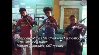 Offspring Band Mission Impossible-007 medley