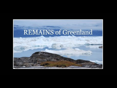 Remains of Greenland