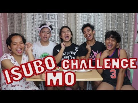 ISANG SUBUAN CHALLENGE (One Bite only)