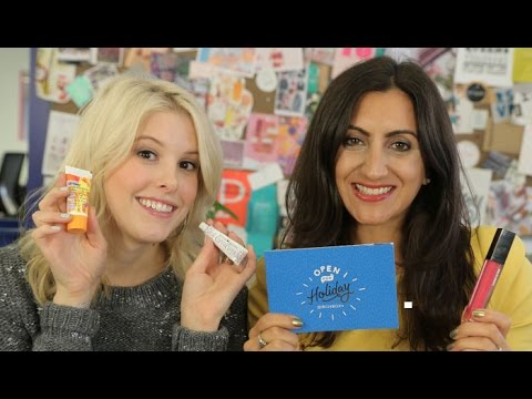 Birchbox November 2014: Sneak Peek Part 1